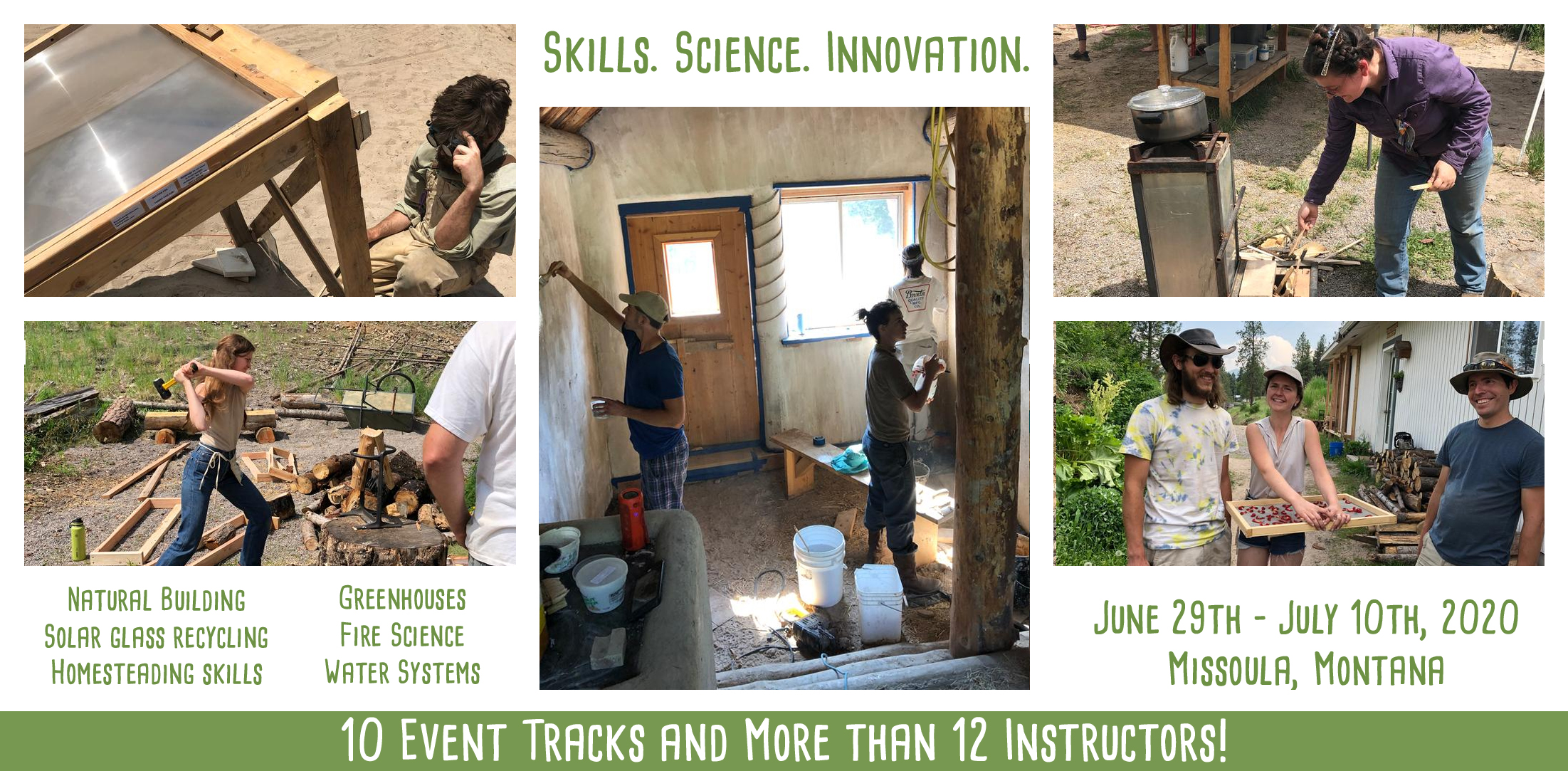 appropriate technology course environmentally friendly permaculture innovation