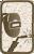 BB badge metalworking sand