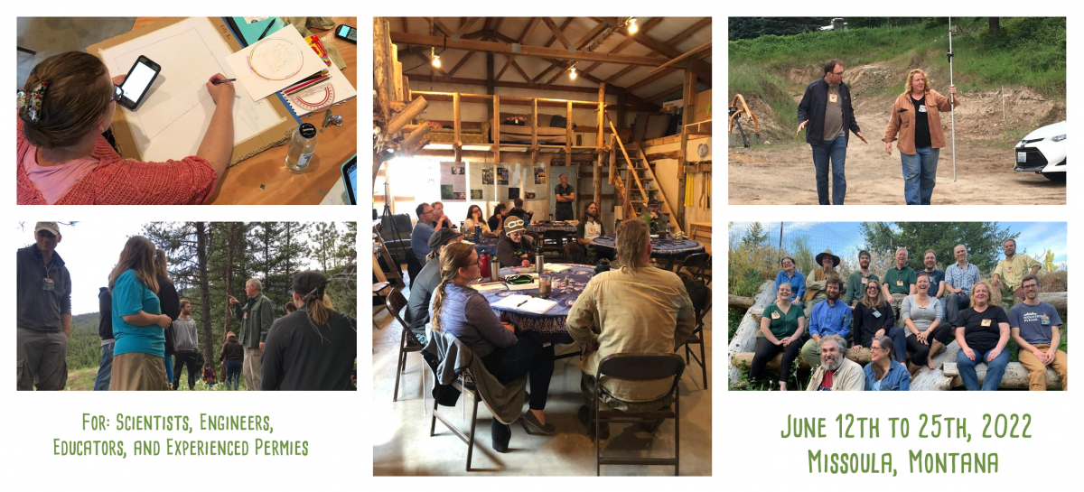permaculture design course 2022 wheaton Labs